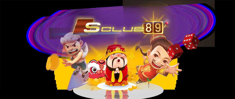 Sclub Slot - SCLUB89